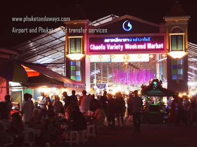Halal food in Phuket night market