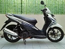 Letak Nomor Rangka dan Nomor Mesin Suzuki Hayate
