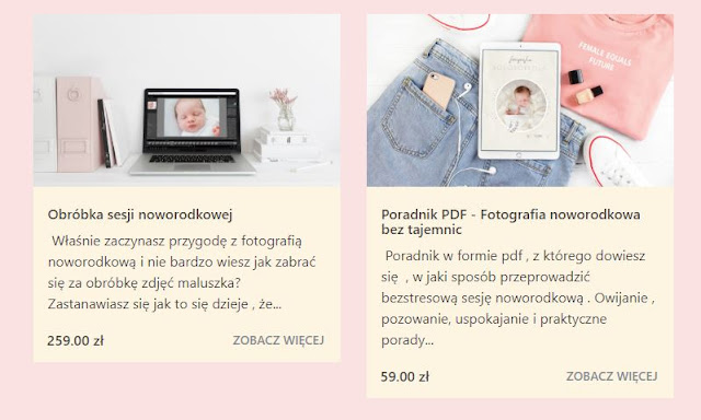 Jak fotografować noworodki? Recenzja kursów od FairyDust photography