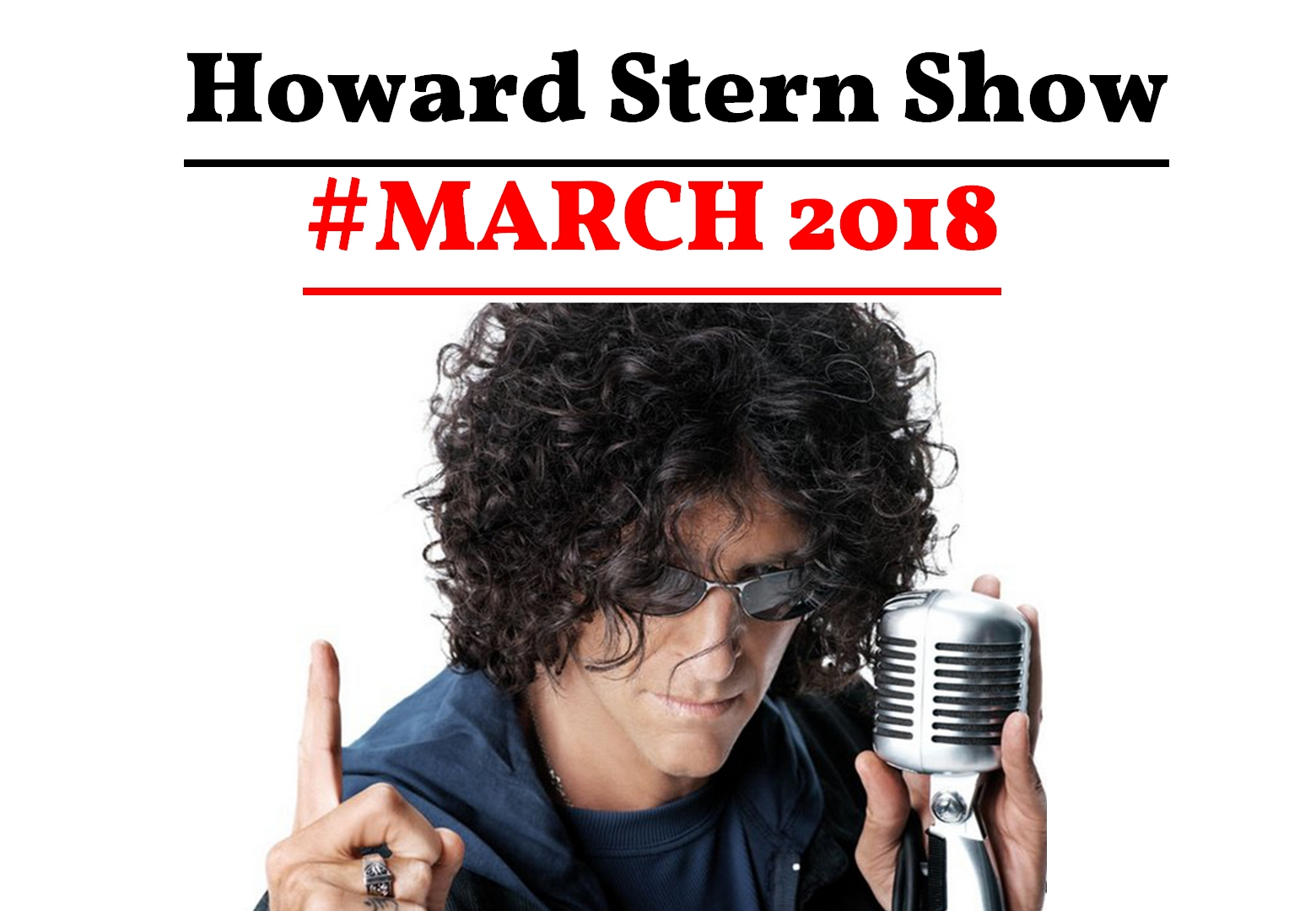 The Howard Stern Show March 2018 Complete Download - Radio Show
