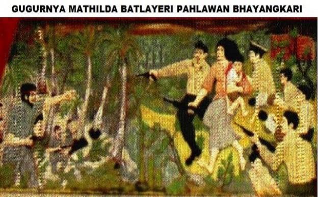 Mathilda Batlayeri, Pahlawan Nasional Dari Tanimbar