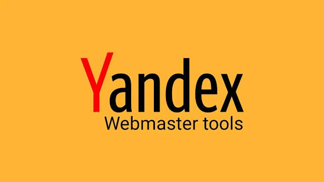 Cara menambahkan blog ke Yandex Webmaster Tools