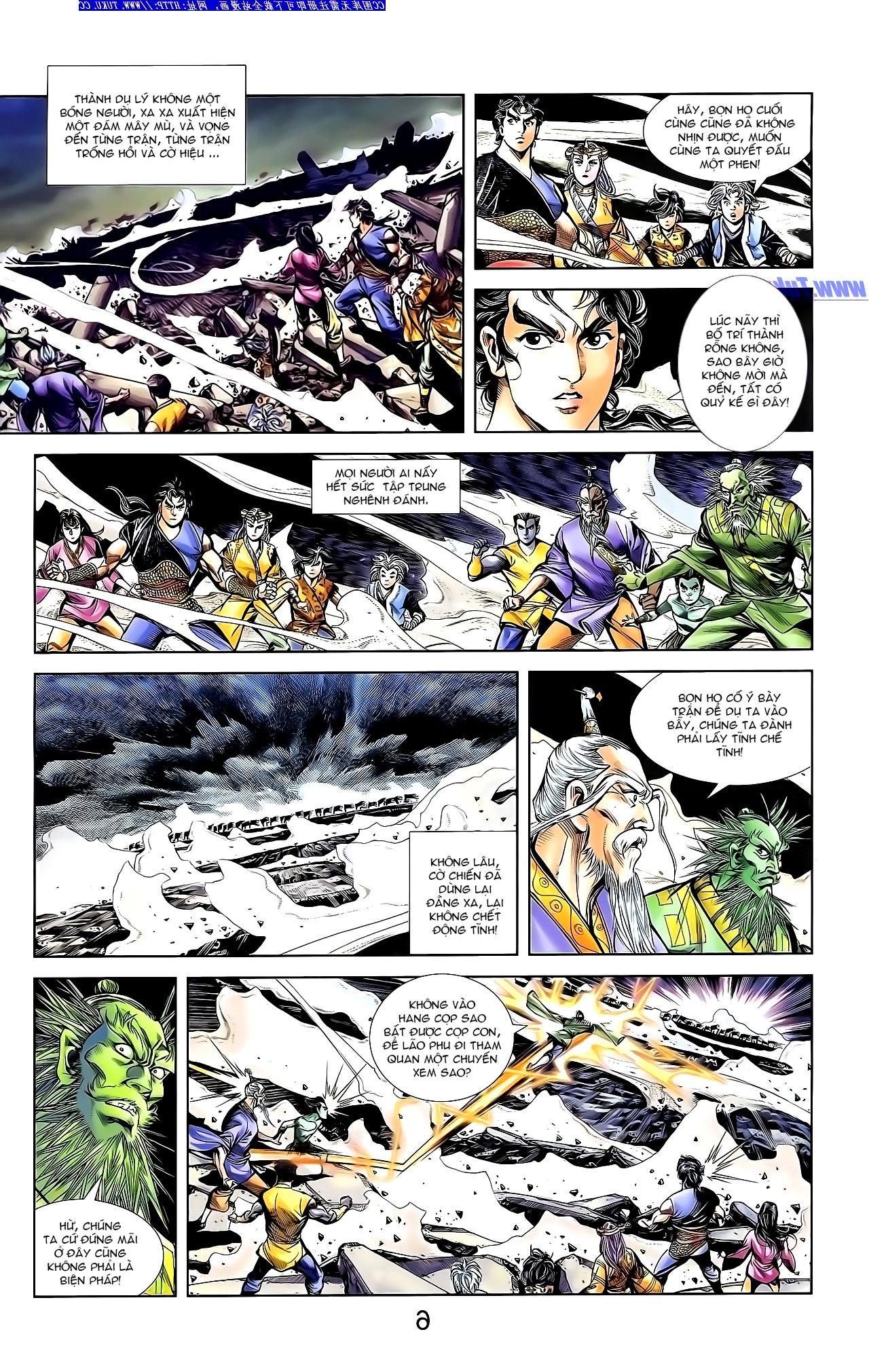 Cơ Phát Khai Chu Bản chapter 142 trang 14