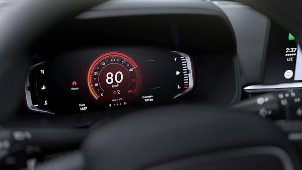 Fiat Pulse T200: motor turbo tem 130 cv e 200 Nm de torque