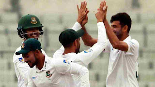 Mushfiqur Rahim 203* - Bangladesh vs Zimbabwe Only Test 2020 Highlights