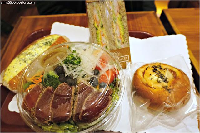 Cafeterías de Nueva York: Takahachi Bakery