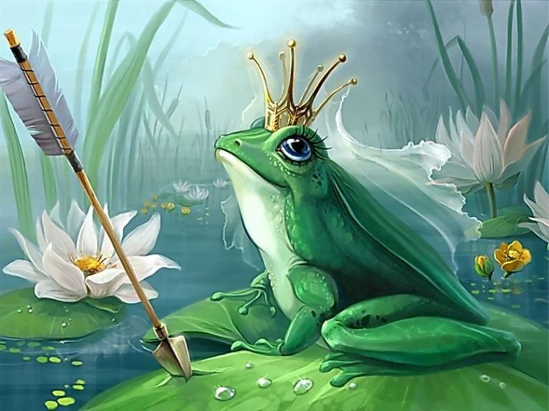 Mitoslavia Królewna żabka