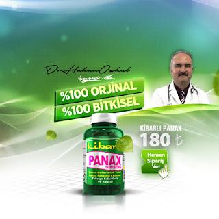 Kibarlı Panax Ürünleri