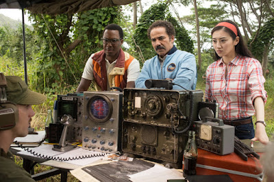 John Ortiz, Tian Jing and Corey Hawkins in Kong: Skull Island (10)