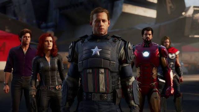 Marvel's Avengers/Square Enix/Divulgação