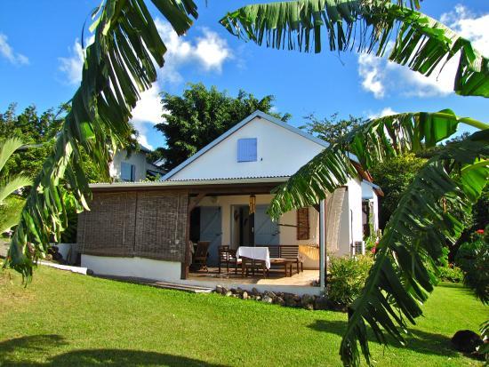 Location de vacances en Guadeloupe/Deshaies