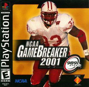 Download NCAA Gamebreaker 2001 – PS1