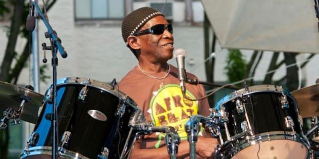 Fela's songwriter, Tony Allen, dies