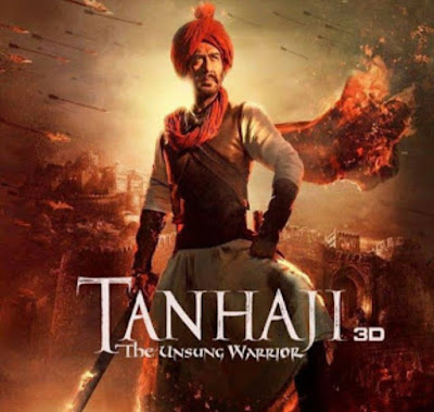 Watch online free Tanhaji Movie in Hindi hd