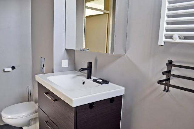 łazienka ikea projekt