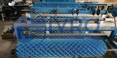 Distributor Kawat Harmonika PVC Jakarta Timur