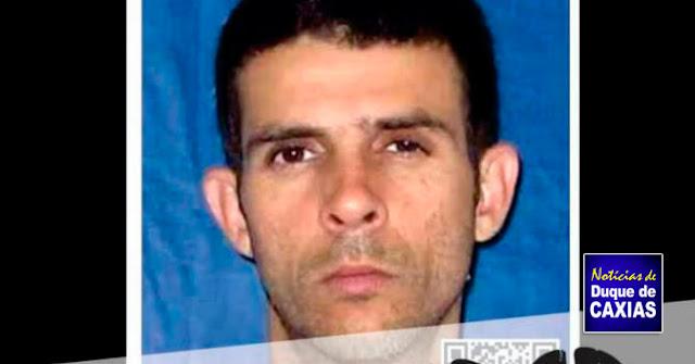Homem condenado a 41 anos de prisão é recapturado após 1 década em Duque de Caxias