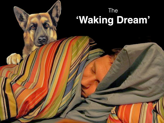 The Waking Dream - There's A Ghost At The Foot Of My Bed