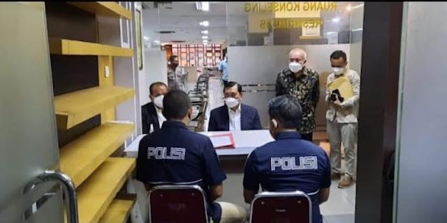 Polisi Seriusi Laporan Luhut Binsar Pandjaitan ke Haris Azhar