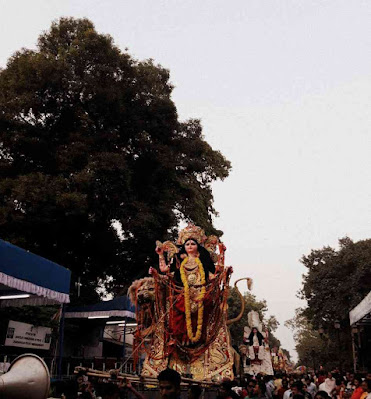 Chandannagar Jagadhatri Puja