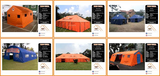 Tenda Oval