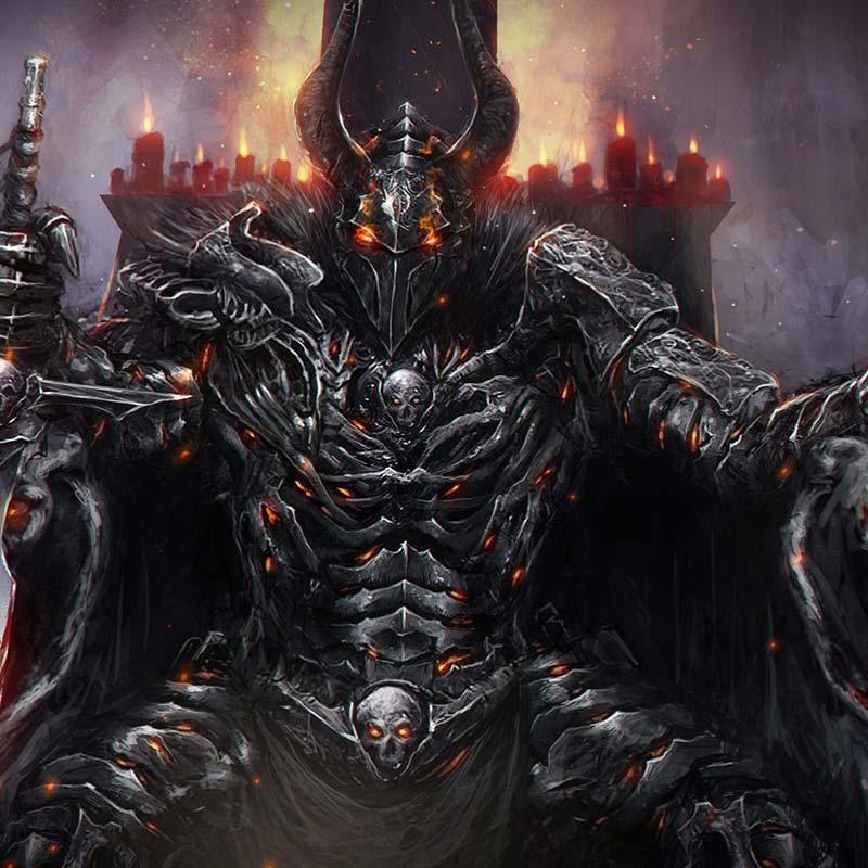 Demon Lord Wallpaper Engine
