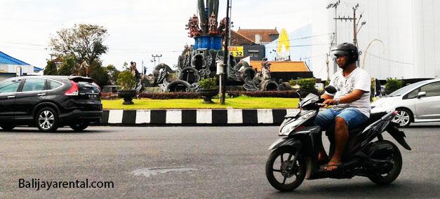 Rental / Sewa Motor Matic Murah di Denpasar Bali