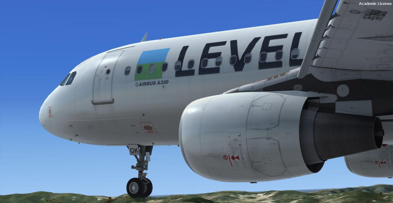 Planespotting Palma de Mallorca: MY FSX/P3D LIVERIES