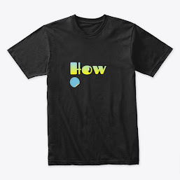 HOW BADGE T-SHIRT