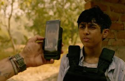 Rudhraksh Jaiswal sebagai Ovi