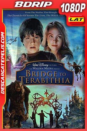 El mundo mágico de Terabithia (2007) 1080p BDrip Latino – Ingles