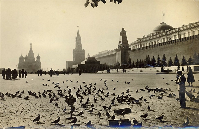 Moscow Of The 1930s Vintage Everyday