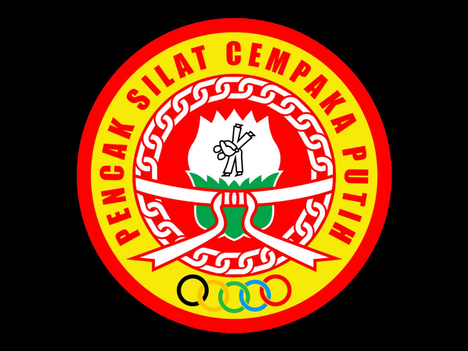 Logo Pencak Silat Cempaka Putih Format PNG
