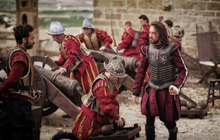 """""""Ignacio de Loyola"""" - película sobre el soldado, pecador, santo 1"""