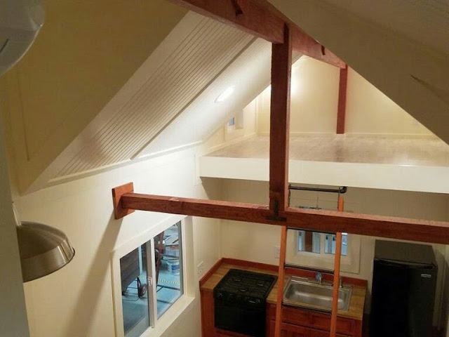 simple small wooden house designs interior