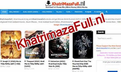 Khatrimaza Pro - 300MB Movies Download   Khatrimazafull Net