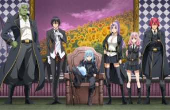 That time I got reincarnated as a slime season 2 tanggal rilis dan spoiler