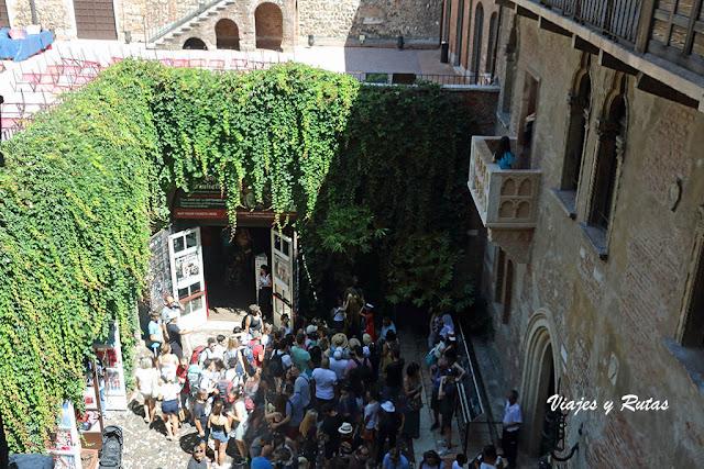 Casa de Julieta de Verona