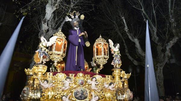 Retransmisión del Jueves Santo y Madrugada en la principales ciudades de Andalucía
