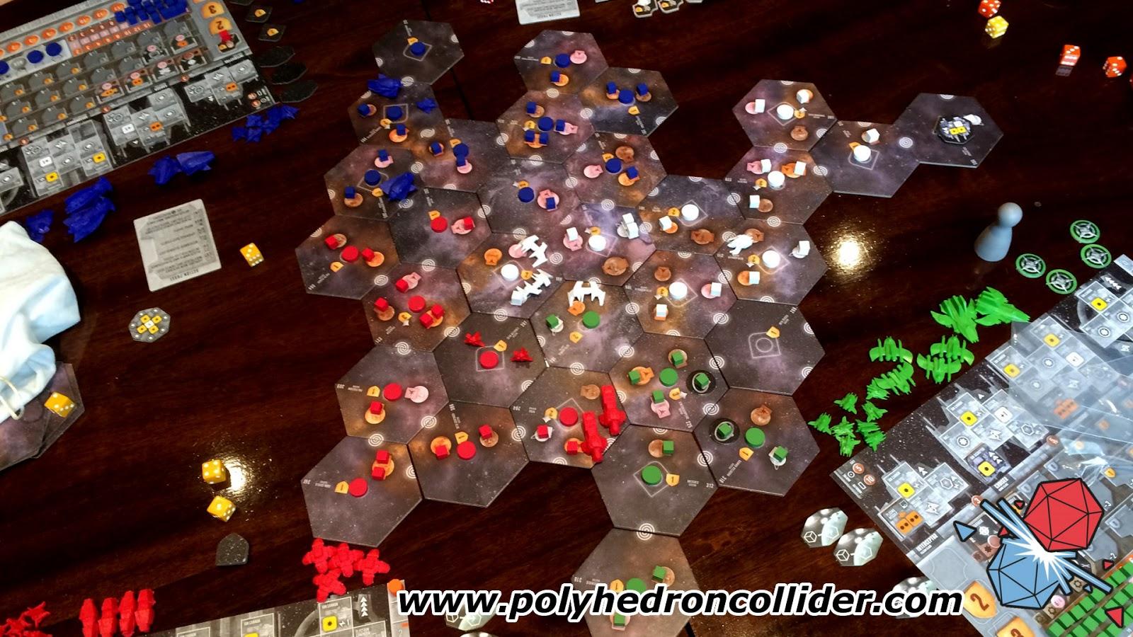 Eclipse 4X board game.