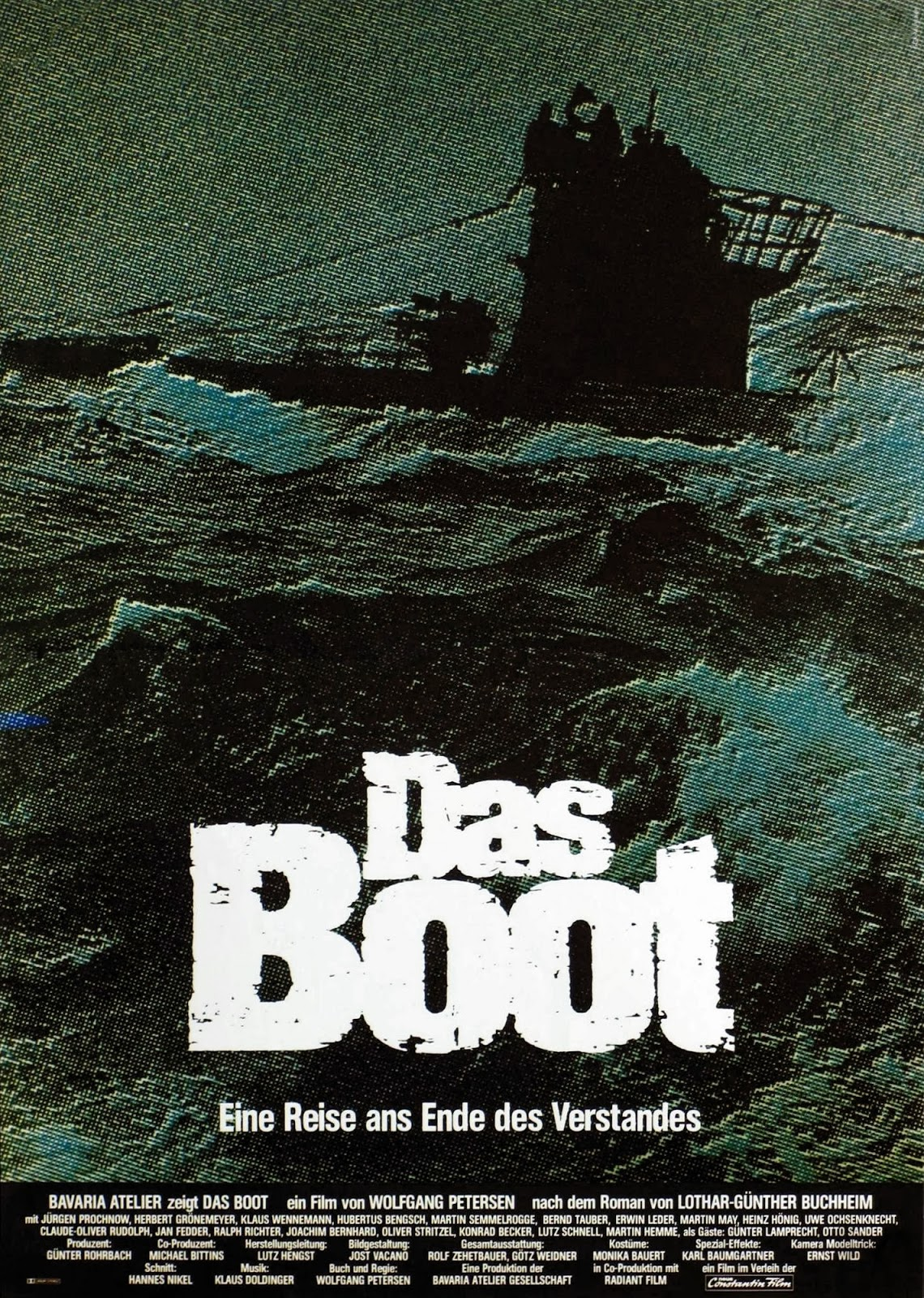 Film Excess: Das Boot (1981) or, The German U-boat Tragedy