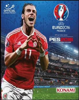 Patch UEFA EURO 2016 FRANCE - PES 2016