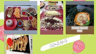 makan dan nyaman di Mie SP