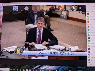 Town Administrator Jamie Hellen