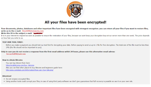 NOTFOUND (Ransomware)
