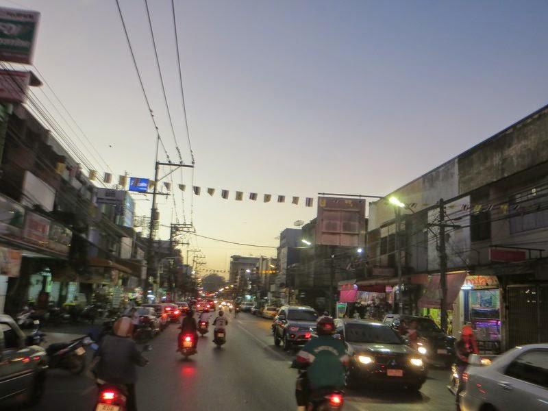 вечер в Таиланде
