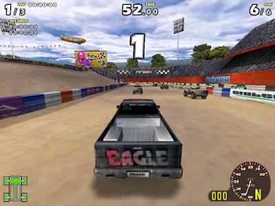 瘋狂越野競技場(Off Road Arena),高真實感的4輪驅動越野賽車!