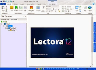 Lectora Inspire Full Version