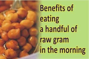 Know The Benefits of eating Raw Gram in the Morning