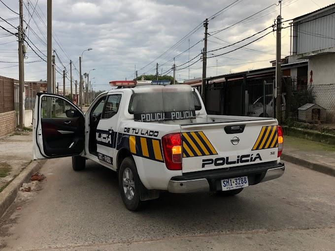 Delincuente gravemente herido en intento de rapiña a un policía